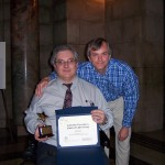 Dave Burgess-SANDS Director receives Points of Light Award