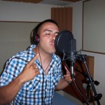 Ricardo rappin' it out - July 2011