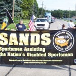 SANDS in Bellevue parade August 2011