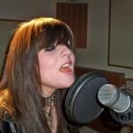 Grace sings from her heart 10/11