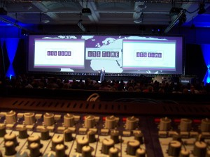 Audio for HISC Convention Session