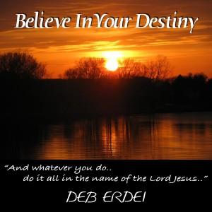 Deb Erdei's CD Title Cover