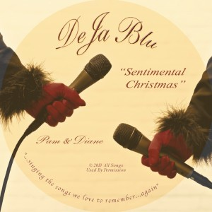 "DeJa Blu ""Sentimental Christmas"" CD"