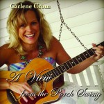 Carlene Crom CD front cover