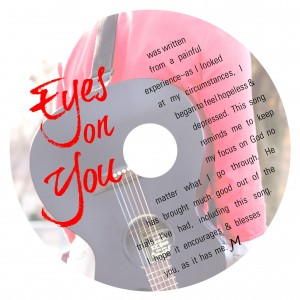 Justin Nordstrom Eyes On You CD