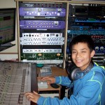 Future recording engineer for Grupo David?