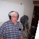 Larry Shanno brings Glory Road to Tesco Productions to record 7th CD.