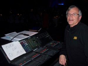 Tesco Productions engineers convention audio for Home Instead Senior Care at the CenturyLink