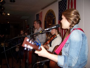 Kopsa family perform at GPBOTMA May show held at the American Legion #1 Omaha