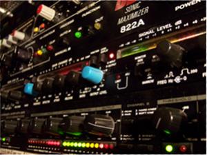 Tesco Productions Audio Rack 2