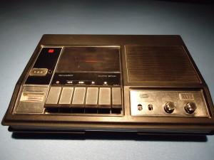 Sharp-cassette
