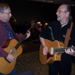 Kyle Knapp & John Rogers entertain at Christmas in our Hearts